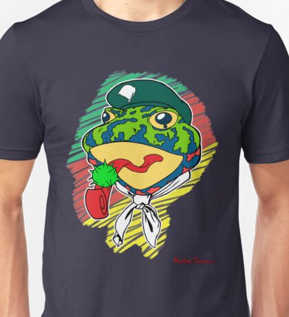 Red Belly Chimango Unisex T-Shirt