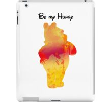 Be my Hunny Inspired Silhouette iPad Case/Skin