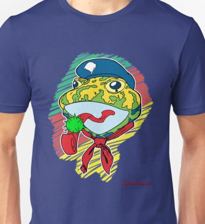 Red Belly Maragato Unisex T-Shirt