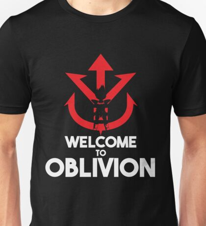 Welcome to Oblivion Unisex T-Shirt