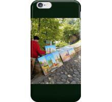 Painter iPhone Case/Skin