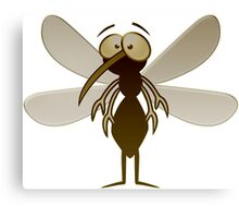 mosquito Canvas Print