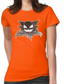 Haunter Recolor - b/w Womens Fitted T-Shirt
