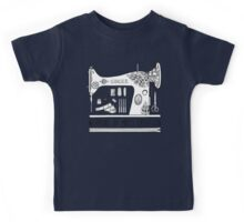 Weapons Of Mass Creation - Sewing Kids Tee