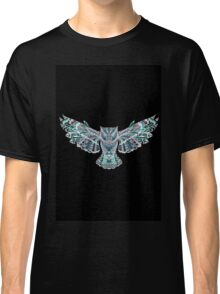 coloured owl Classic T-Shirt