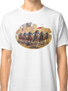 Baffalo Soldiers Classic T-Shirt