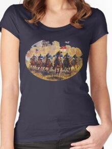 Baffalo Soldiers Women's Fitted Scoop T-Shirt