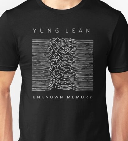 Yung Lean - Unknown Memory Unisex T-Shirt
