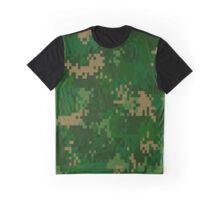 Standard Camo - Digital Graphic T-Shirt
