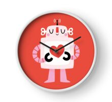 Love Robot Clock