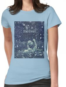 "Hardwell ""Spaceman"" Womens Fitted T-Shirt"