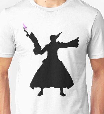 Summoner Silhouette Unisex T-Shirt