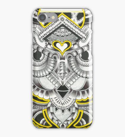Ominous Owl iPhone Case/Skin