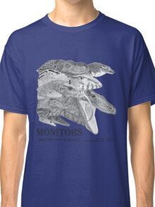 Monitors are the best animals Classic T-Shirt