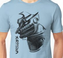 Waterbrushed Robot Villain! Unisex T-Shirt