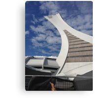 Olympic Stadium Metal Print