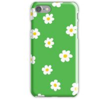 Fun Daisy Flowers iPhone Case/Skin