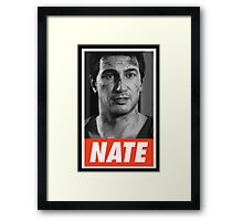 -GEEK- Nathan Drake Uncharted Framed Print