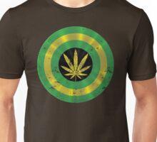 Captain Jamaica Shield Unisex T-Shirt