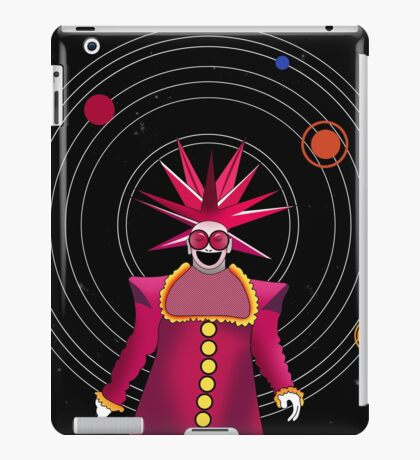 minimal space  iPad Case/Skin