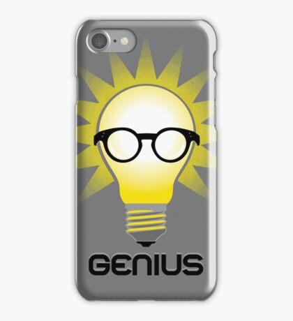 Genius iPhone Case/Skin