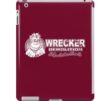 Wrecker iPad Case/Skin
