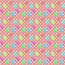 Gummy Animals Pattern by SaradaBoru