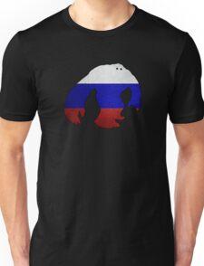 Russian Yeti Unisex T-Shirt