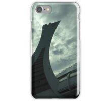 Montreal Olympic Stadium iPhone Case/Skin