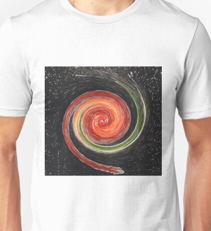 Colours circles Unisex T-Shirt