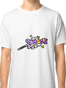 cartoon magic wand Classic T-Shirt