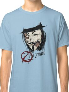 Z for Zombie Classic T-Shirt