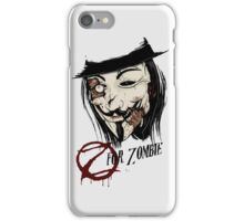 Z for Zombie iPhone Case/Skin