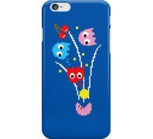 Pac-Kirby's Super Inhale iPhone Case/Skin