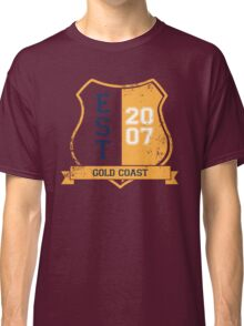 Gold Coast Rugby League: Established Shield Classic T-Shirt