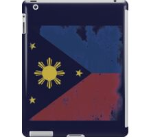Flag of The Philippines iPad Case/Skin