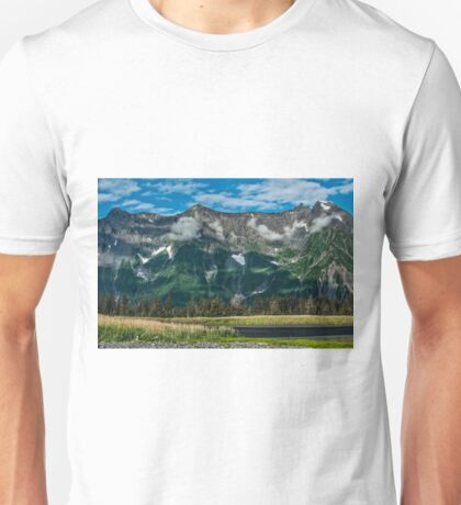 Kenai Fjords National Park Unisex T-Shirt