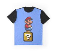 MARIO PIXEL DESIGN Graphic T-Shirt