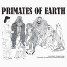 Primates of Earth by TetZoo