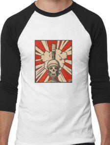 Mars, God of War Men's Baseball ¾ T-Shirt