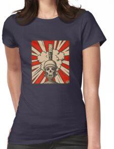 Mars, God of War Womens Fitted T-Shirt