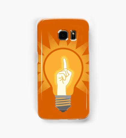 Eureka! Samsung Galaxy Case/Skin