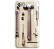 Carpenter's Collection iPhone Case/Skin