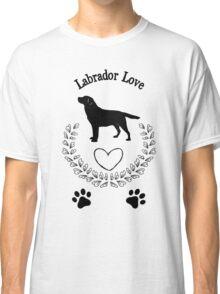 Labrador Love Classic T-Shirt