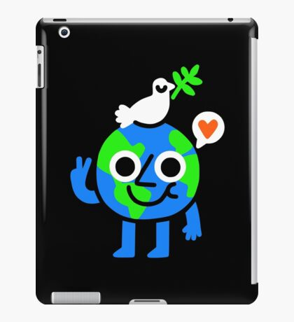 World Peace & Love iPad Case/Skin