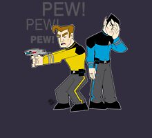 Pew! Pew! Jim Unisex T-Shirt
