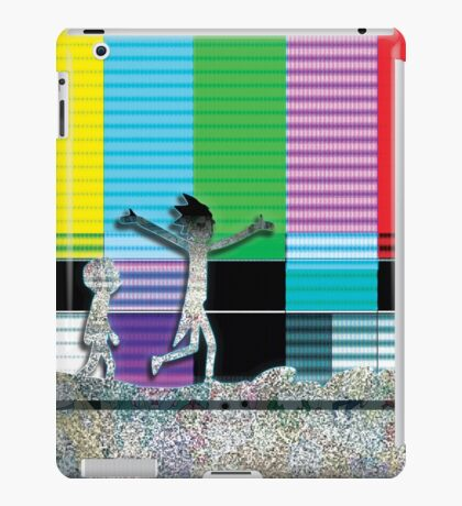 Come watch TV - Rick and Morty iPad Case/Skin