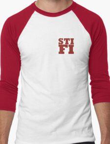 STIFI STICKY FINGERS Men's Baseball ¾ T-Shirt