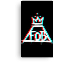 Fall Out Boy Canvas Print