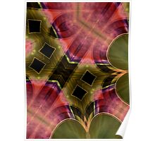 Abstract Harmony Poster